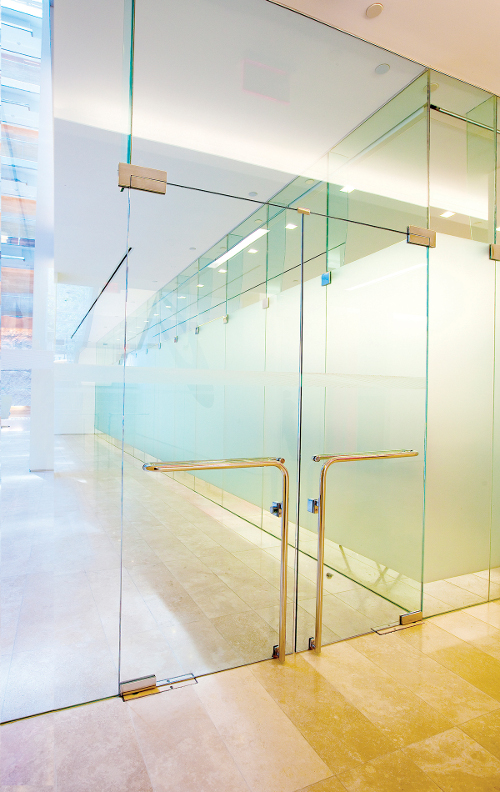 Maryland Glass And Mirror Company Architectural Pulls