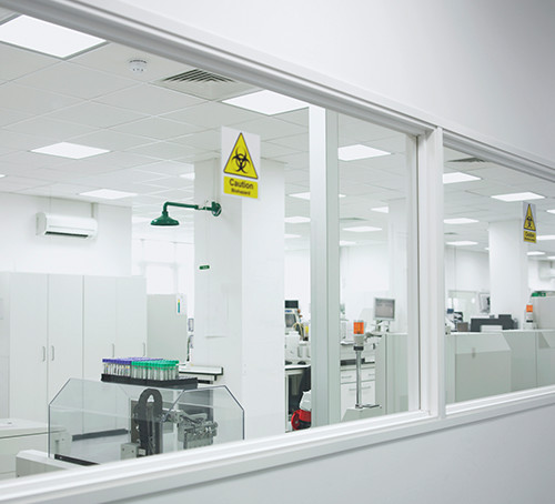 X-Ray Shielding Glass