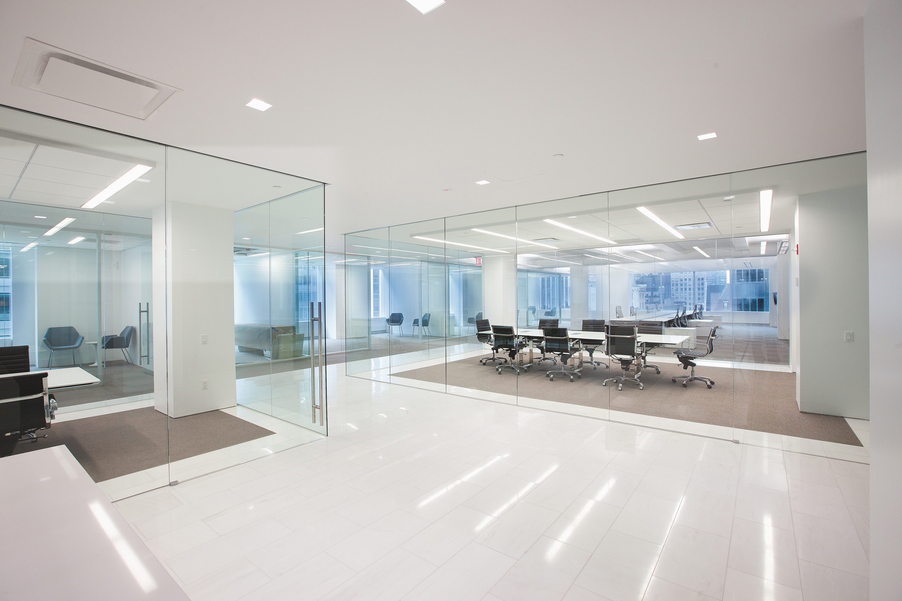 Maryland Glass and Mirror Company Demountable Wall Systems ...